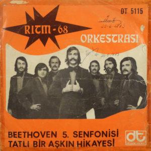 Riza Silahlıpoda ve Ritm 68 - Beethoven 5. Senfoni